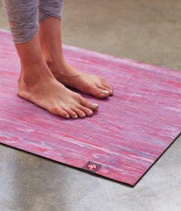 Manduka eKO lite Yogamatten nachhaltig Herstegestellt