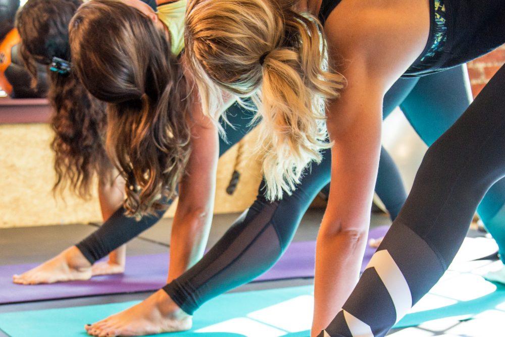 TPE - Yogamatten die Leichtgewichte under den Yogamatten