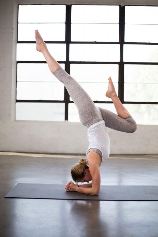 Finde die Passende Yogamatte für dein Yogastil
