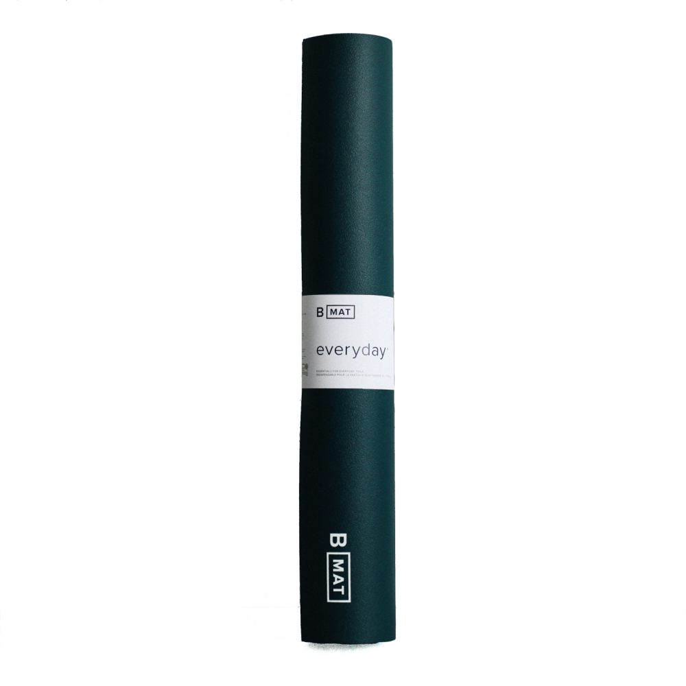 Yogamatte von B YOGA Everyday 4mm GREEN