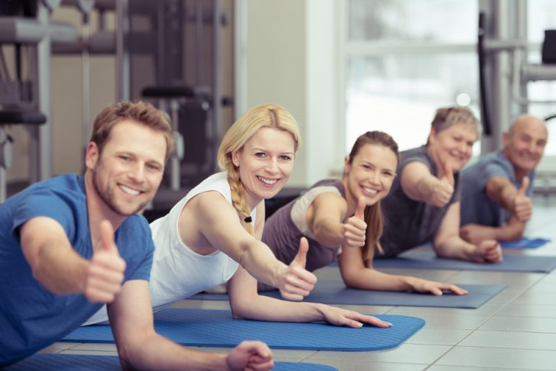 Die unterschiedlichen Formate von Yogamatten