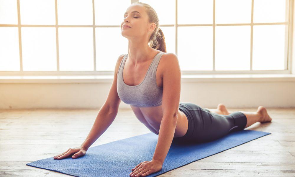 AKO Yogamatten Kategorie Bild Landingpage Yogamatten