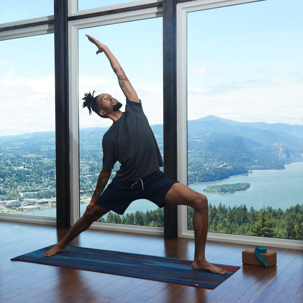 Kategoriebild für Yoga Kleidung Thema Nachhaltigkeit