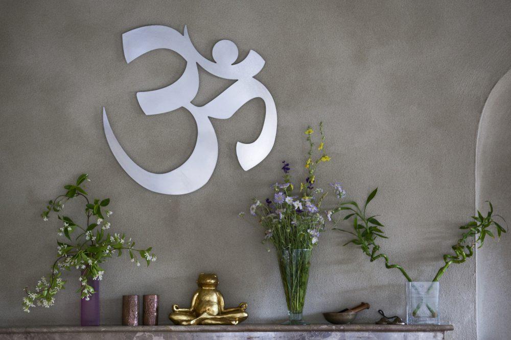 50 Tipps zum Meditieren - traditionelle Symbol unterstützen beim Meditieren