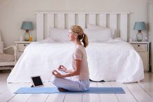 6 Yoga Übungen - Morgenyoga als Wachmacher