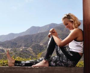 Damen Yogakleidung - hochwertige und umweltfreundliche Materialien