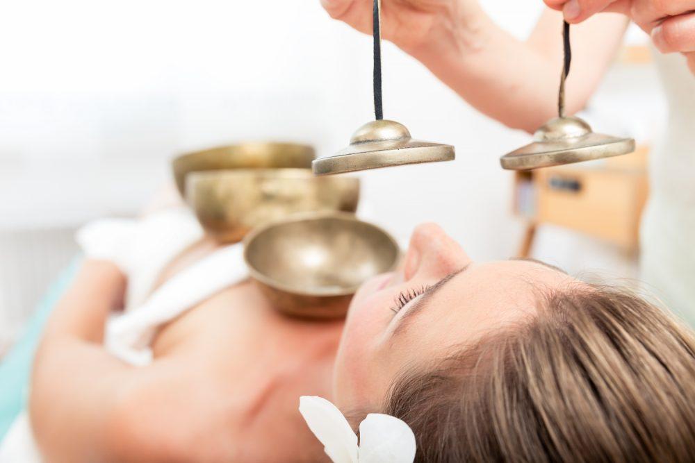 Klangschalen für Musiktherapie, Ergotherapie, Psychotherapie, Yoga & Meditation