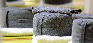 Meditationskissen für eine bequeme und schonende Meditation