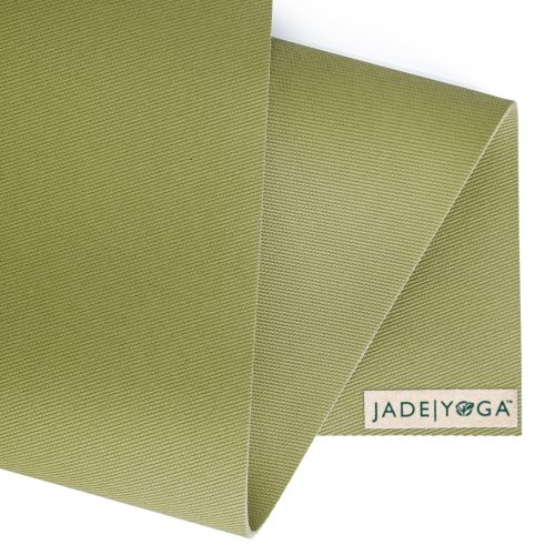 Yogamatte Jade Travel Mat Olive Green