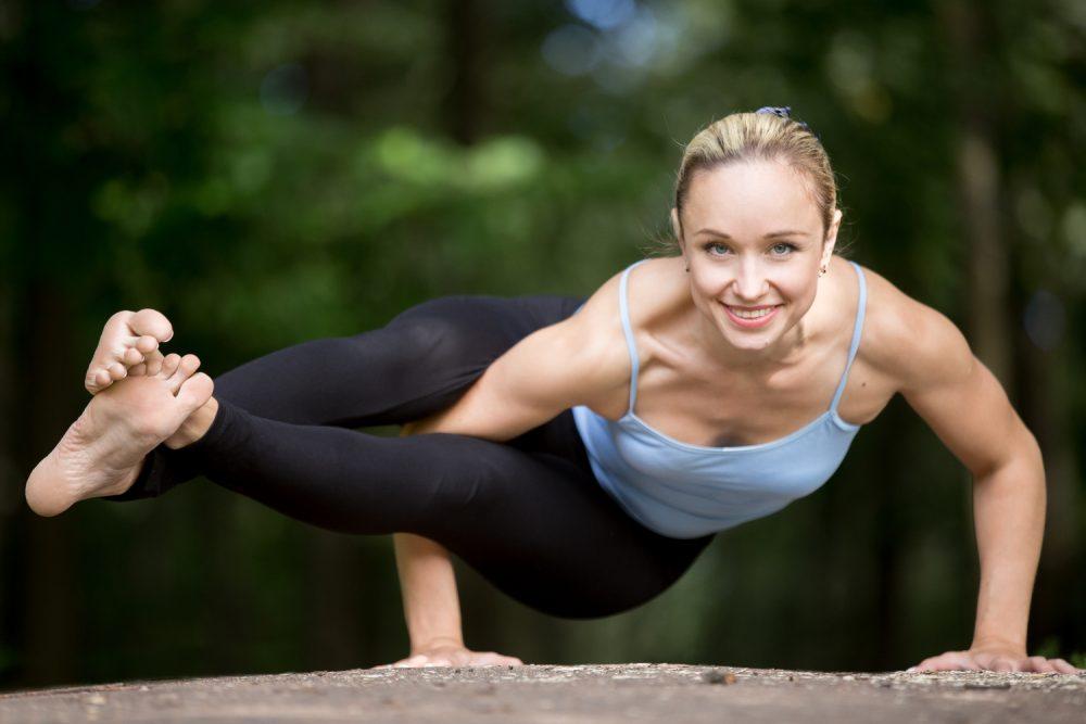 Ashtanga Yoga – für alle, die körperliche Herausforderungen lieben