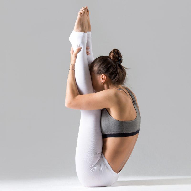 Ashtanga Yoga empfiehlt sich besonders für Fortgeschrittene