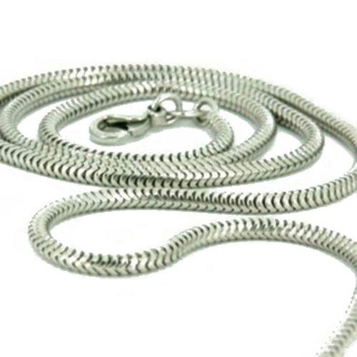 Schlangenkette 925 Silber 1,6mm