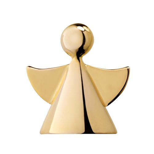 Schutzengel Anhänger Engel der Liebe 925 Silber vergoldet
