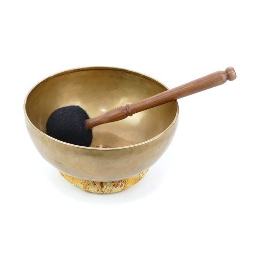 Tibetische Klangschalen matt zwischen 1300g - 1400g
