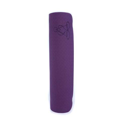 Yogamatte Berk - Blume des Lebens - Lila