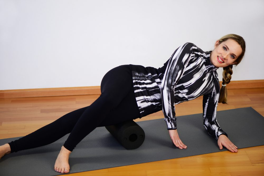 Faszien Yoga - Verklebte Faszien lösen