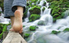 Gehmeditation – finde durch achtsames Gehen zu innerem Frieden