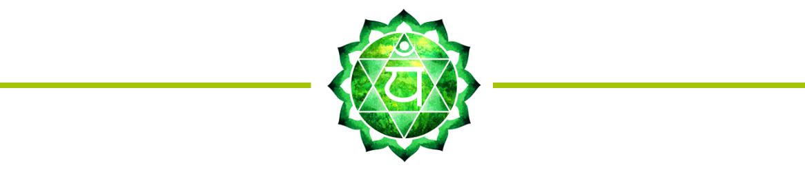Herzchakra Symbol