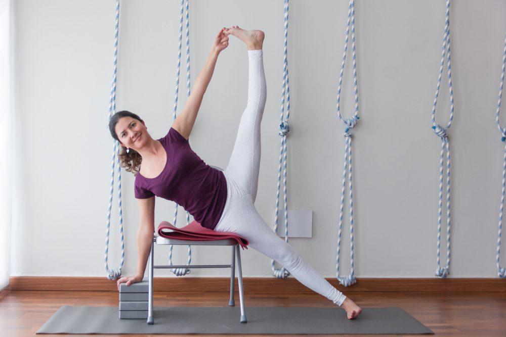 Iyengar Yoga – durch exaktes Übung zur Erleuchtung finden