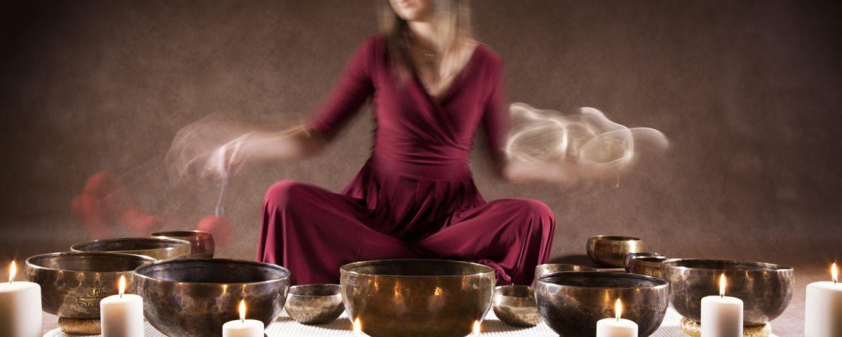 Klangschalenmeditation – für eine klangvolle und tiefe meditative Versenkung