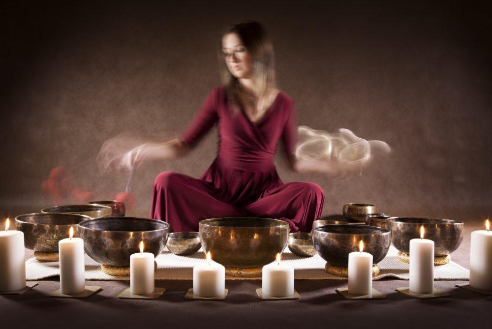 Klangschalen-Meditation – für eine klangvolle und tiefe meditative Versenkung