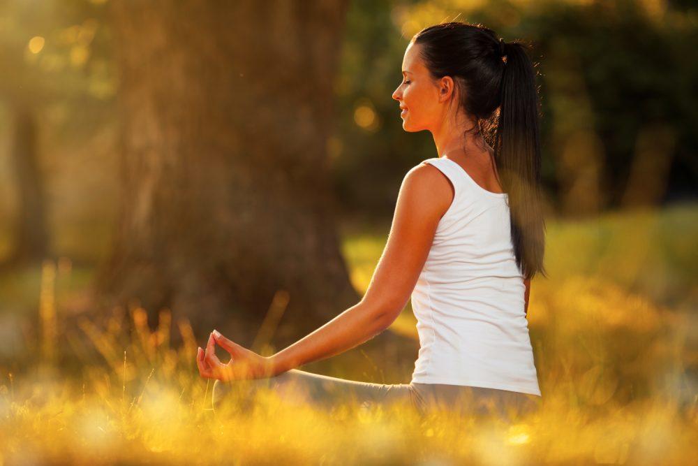 Stille-Meditation, auch Ruhe-Meditation genannt