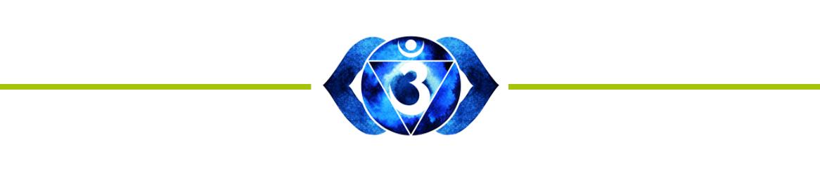 Stirnchakra Symbol