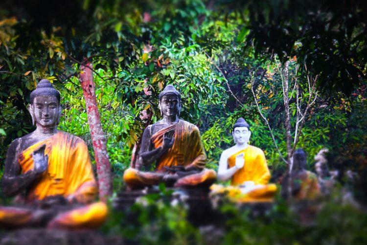 Was ist die Grundidee der Vipassana-Meditation