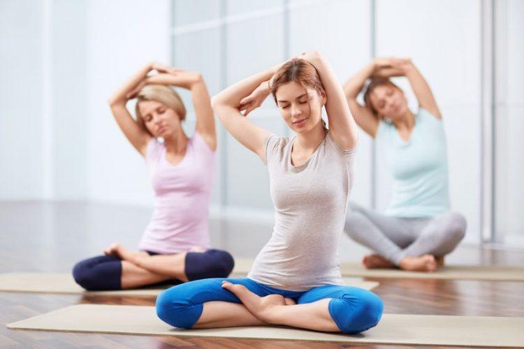 Die Wirkungen von Vinyasa Yoga