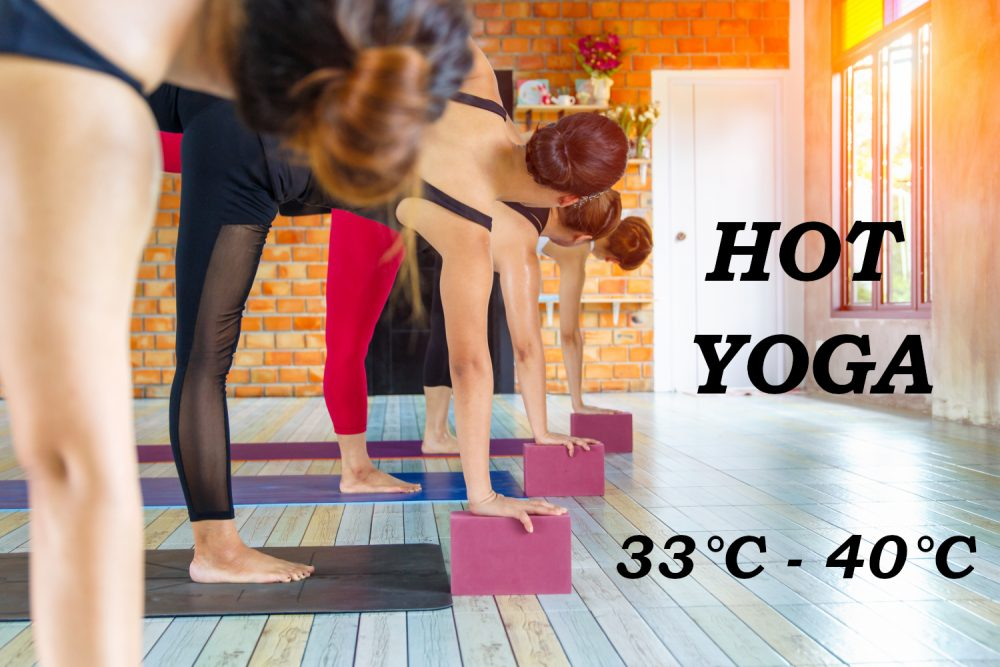 Hot Yoga – Gründe, warum man Yoga bei 40° Celsius ausprobieren sollte