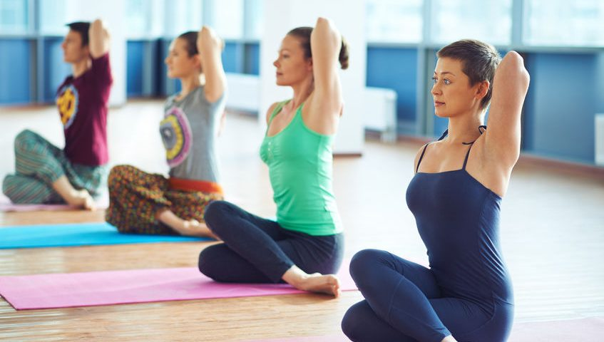 Spirit Yoga – kraftvolle Dynamik & heilsame Meditation