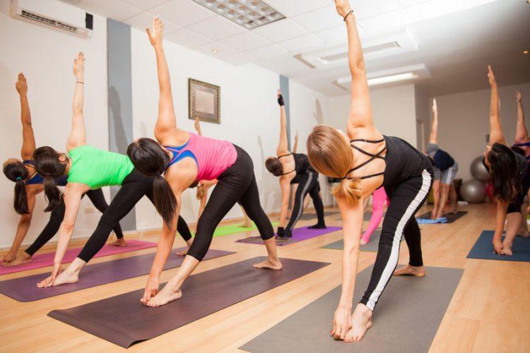 Spirit Yoga - im Vordergrund stehen Atmung, Körperbewusstsein und Achtsamkeit