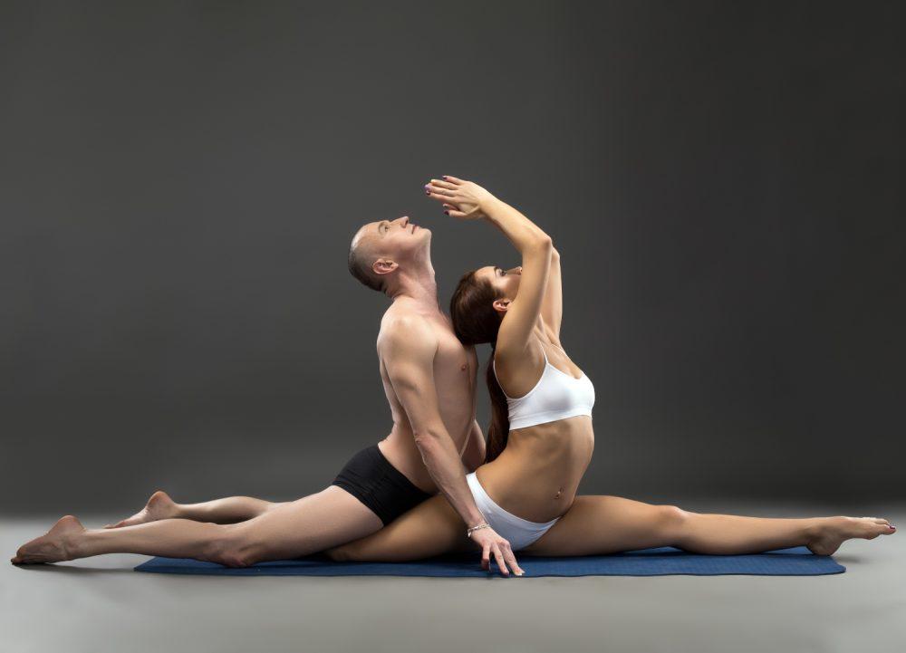 Tantra Nackt - Partnerübungen