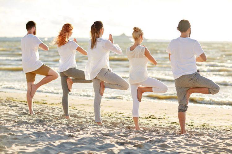 Das ABC der Yoga Arten