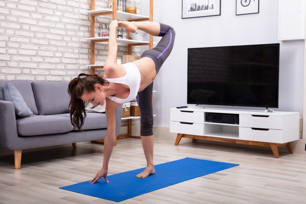 Yoga zu Hause – Was sind die Voraussetzungen
