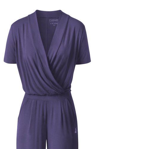 Jumpsuit von Curare indigo blue