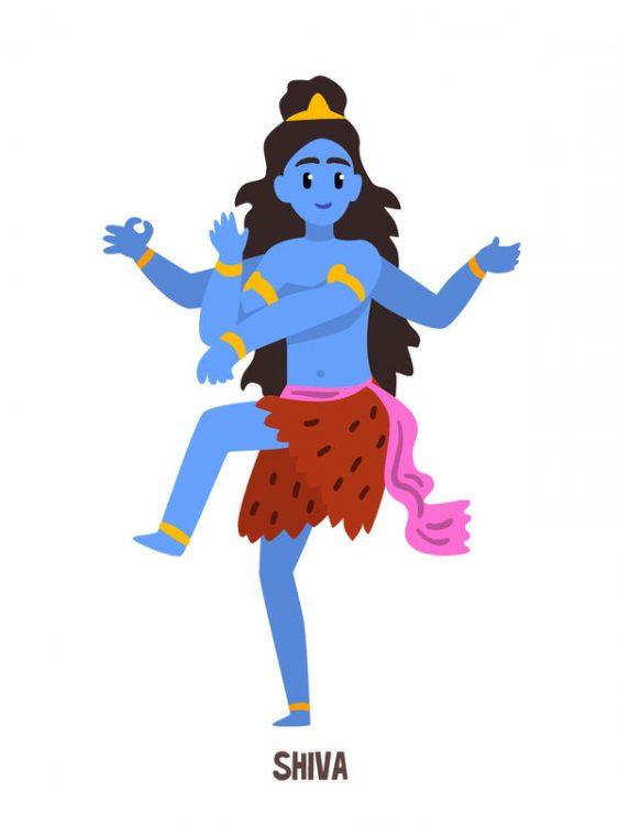 Shiva Gott des Hinduismus