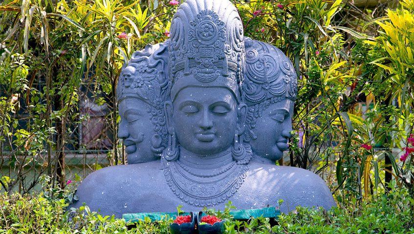 Brahma der Schöpfer des Universums