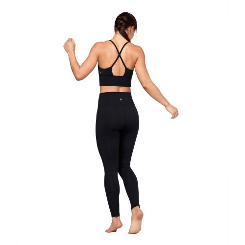 Essential Ankle Legging von Manduka – Black