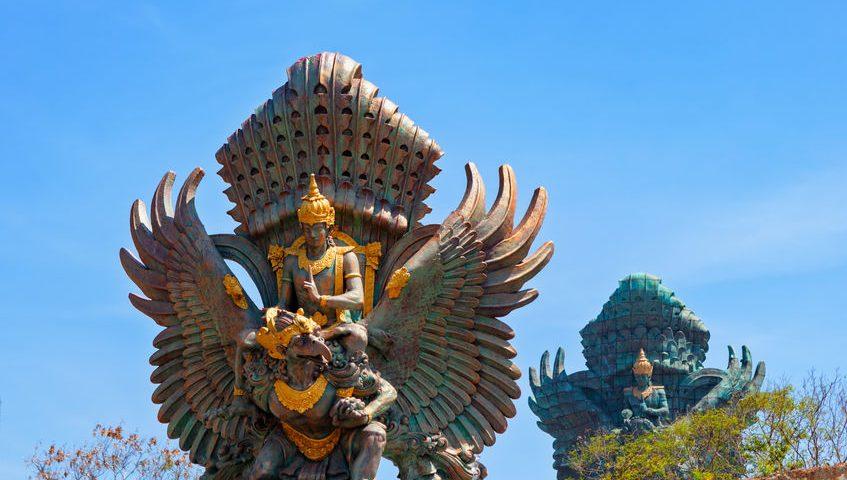 Vishnu – Erhalter und Retter des Kosmos