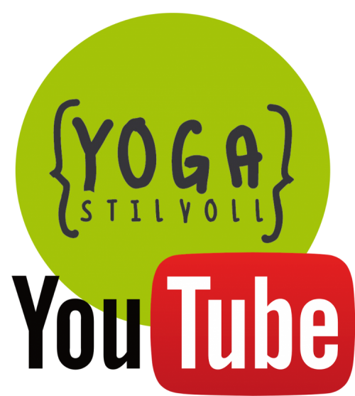 Yoga Stilvoll YouTube-Kanal logo