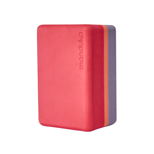 Yoga Blocks - Manduka Recycled Foam Blocks - Esperance