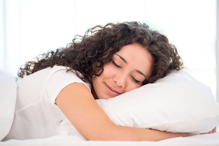 Yoga-Atemübungen bringen ruhigen Schlaf