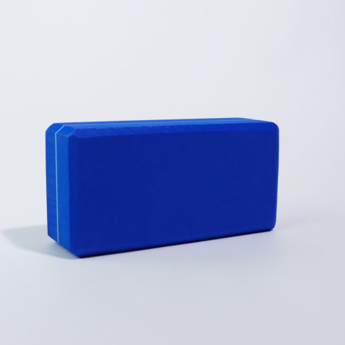 Yoga Block PRO von Ako Yoga - Blau