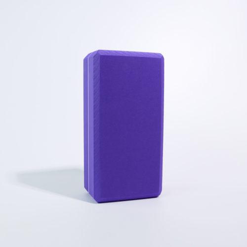 Yoga Block PRO von Ako Yoga - Violett