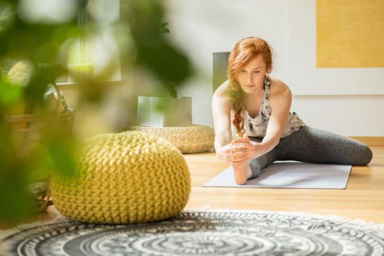 Für jeden Tag 5 aktive Übungen für zu Hause