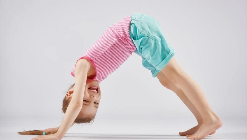 Kinderyoga Spiel, Spaß & Koordination