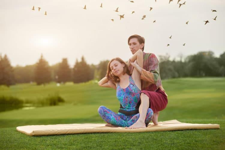 Wie genau wirkt die Thai Yoga Massage