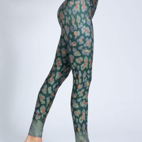Yoga Leggings Moss Leo von Magadi
