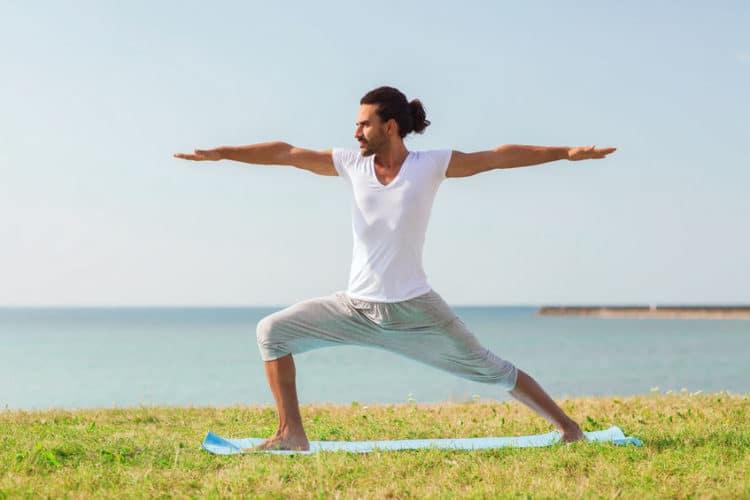 Yoga für Männer nur gute Argumente